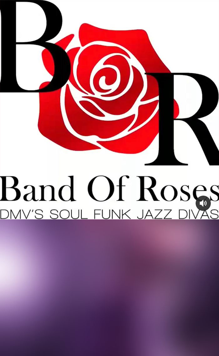 Band Of Roses flyer